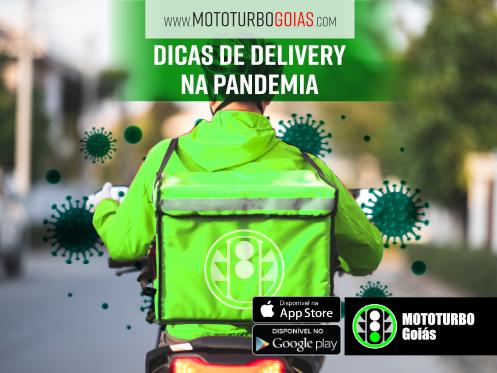 Dicas de Delivery na Pandemia