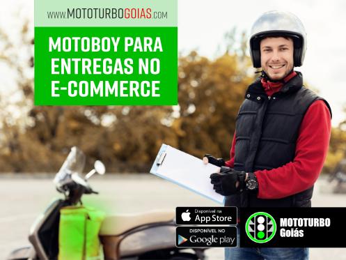 Motoboys para Entregas no E-Commerce