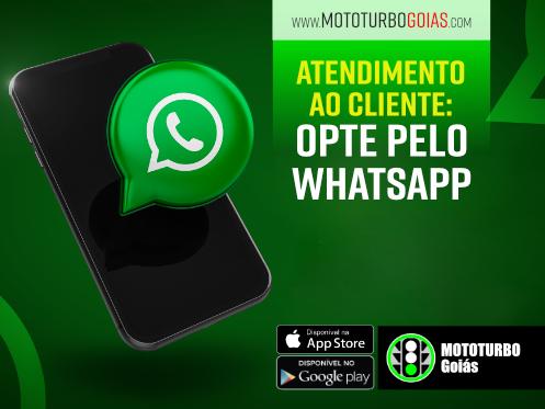Atendimento ao cliente: Opte pelo Whatsapp