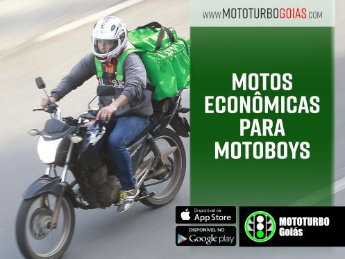 Motos Econômicas para Motoboys