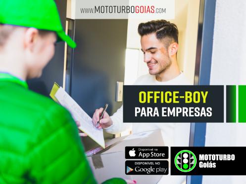Office-Boy para Empresas