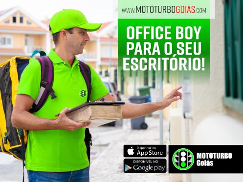 Office Boy para o seu escritório