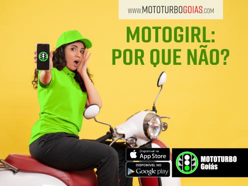Motogirl: por que não?
