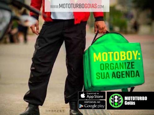 Motoboy: Organize a sua agenda!
